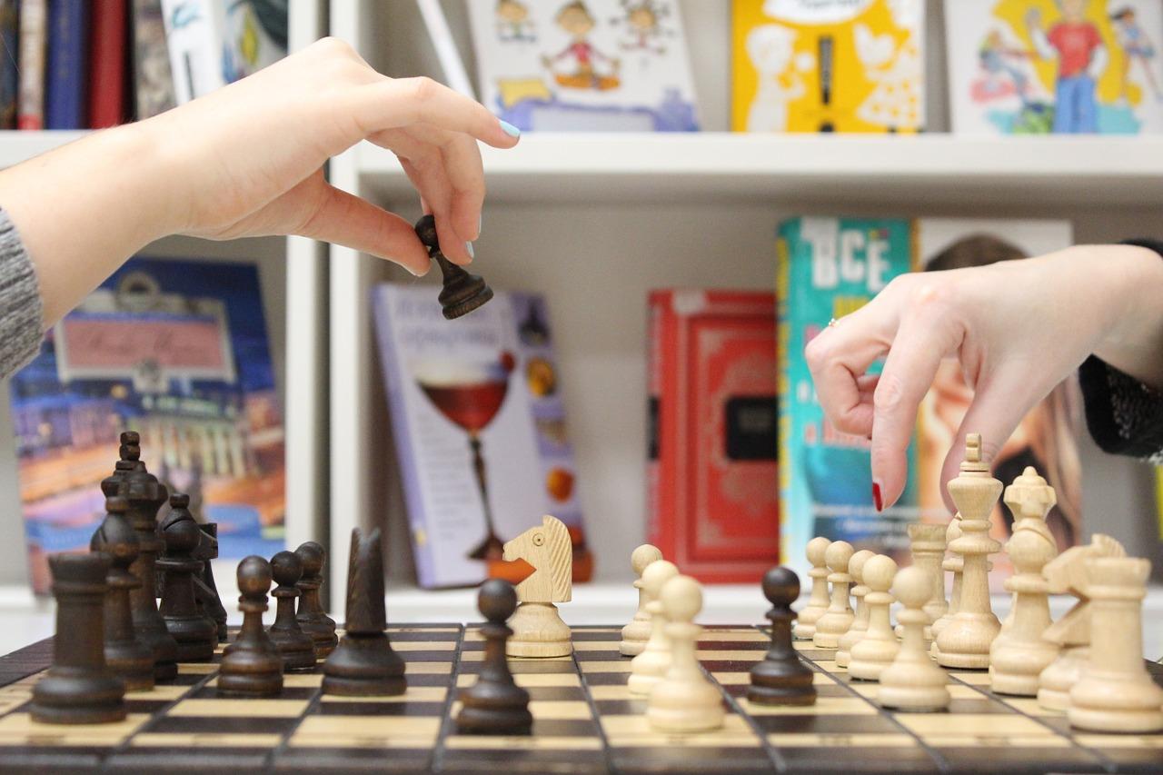 Naucz dzieci grać w szachy z Chess for Kids